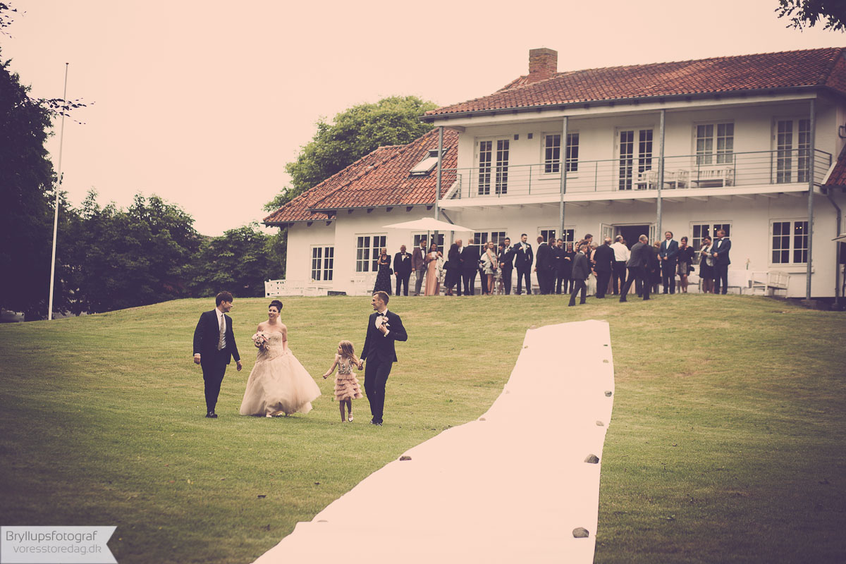 Sebber Kloster bryllup