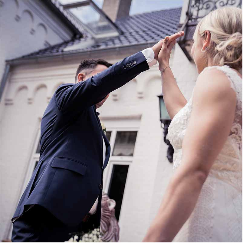 Personlig og professionel bryllupsfotograf